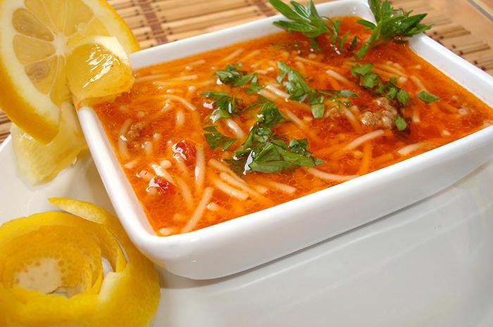 tel şehriye çorbası tarifi