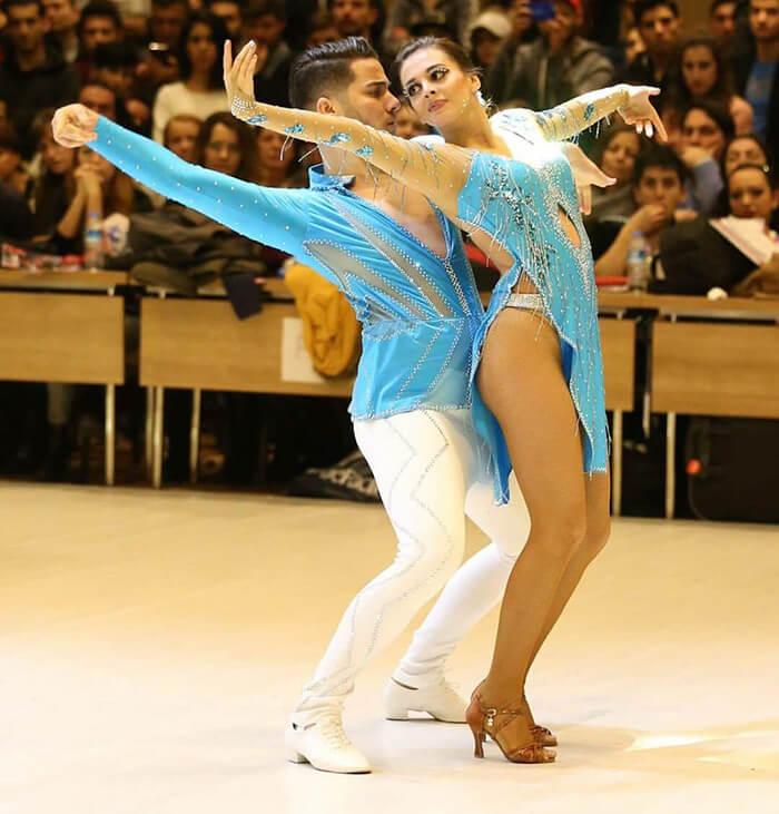 dans eğitimi