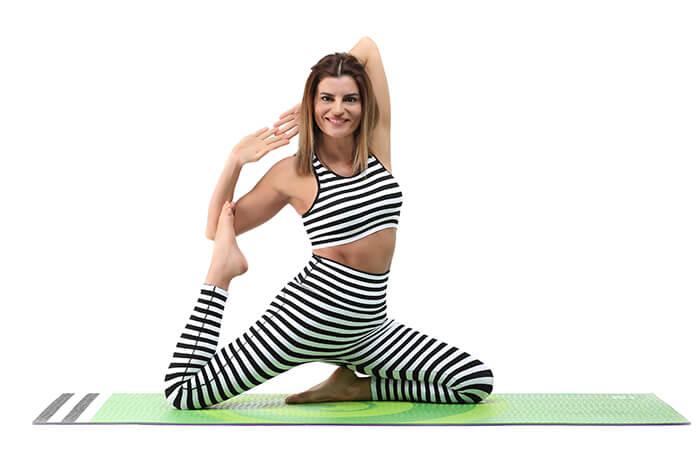 yoga eğitmeni ece vahapoğlu