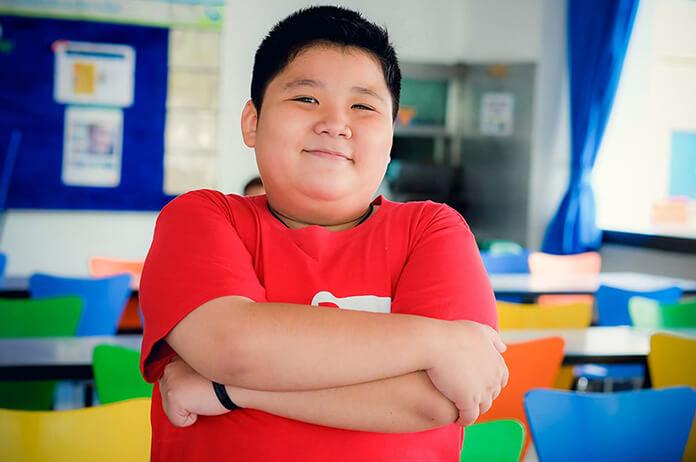obez öğrenci