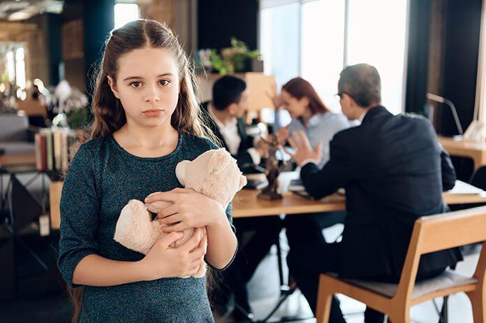müşterek çocuğun velayet hakkı