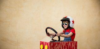 çocukların oyun dünyası