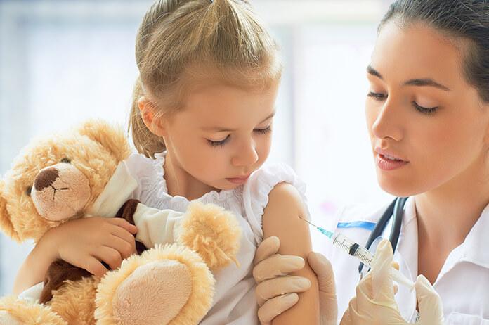 çocuklarda grip aşısı