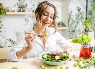 sağlıklı beslenerek kilo vermek