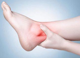 ayak bileği rahatsızlıkları