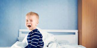 çocukların ağlamaları