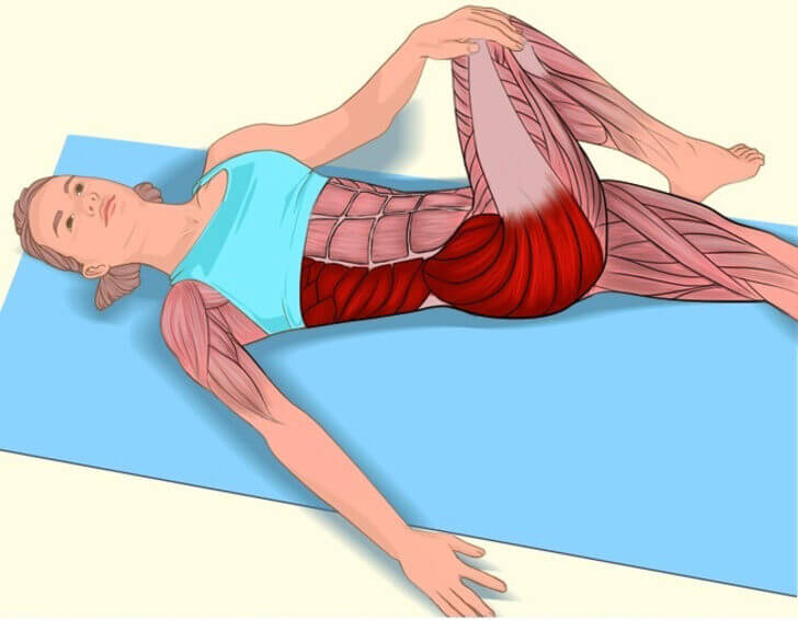 omurga kıvırma hareketi