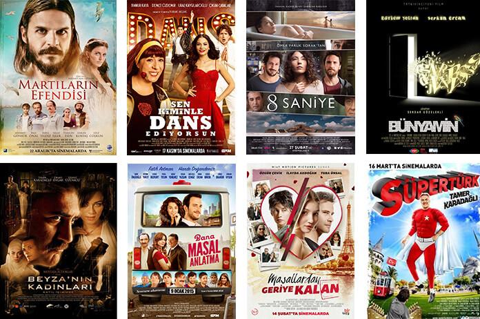 türkiyede yayınlanan en ilginç konulu filmler