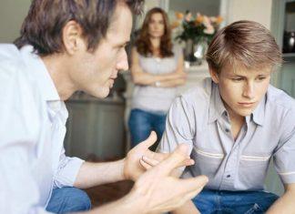 anne babayı suçlamak
